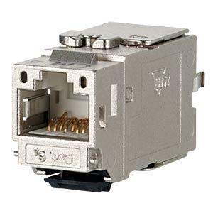 CAT.6A modul K 180° Jack METZ CONNECT 130B21-E