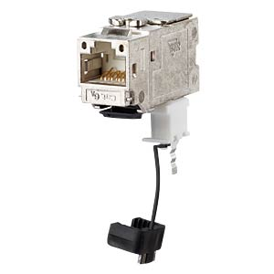 CAT.6A modul K 270° Jack METZ CONNECT 130B22-E
