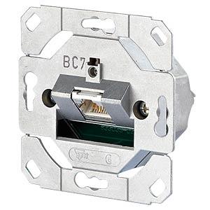E-DAT CAT.6A 1 Port UP0 METZ CONNECT 130C371200-I
