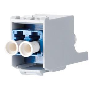 OpDAT modul LC SM blau/Keramik METZ CONNECT 15091071-I