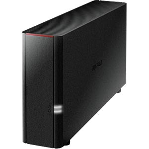 LinkStation 3TB (1x3TB) Network Storage BUFFALO LS210D0301-EU