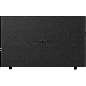 NAS-Server LinkStation 2TB BUFFALO LS210D0201-EU