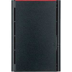 LinkStation 220 - 2-bay consumer NAS 2TB BUFFALO LS220D0202-EU