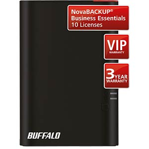 NAS-Server TeraStation 4TB BUFFALO TS1200D0402-EU