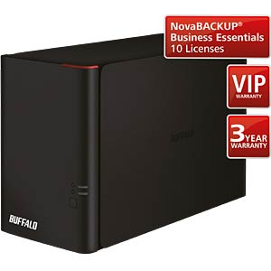 TeraStation 2TB (2x1TB) 2bay Network Storage BUFFALO TS1200D0202-EU