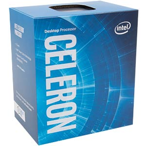 Intel Celeron G3950, 2x 3.00GHz, boxed, 1151 INTEL BX80677G3950