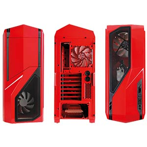 NZXT Phantom 410 midi tower — red NZXT CA-PH410-R1