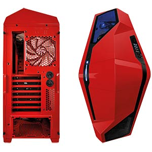 NZXT Midi-Tower Phantom 410, rot NZXT CA-PH410-R1