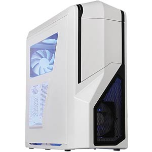 NZXT Phantom 410 midi tower — white NZXT CA-PH410-W1