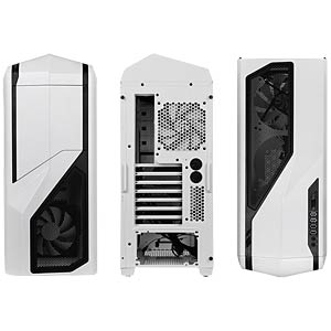 NZXT Midi-Tower Phantom 410, weiß NZXT CA-PH410-W1