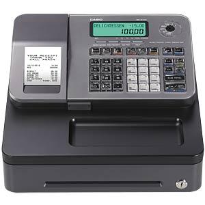 Electronic Cash Register - silver CASIO SE-S100SB-SR-FIS