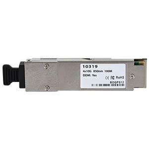 Mini GBIC, 40GBase-SR4, Multimode CBO 10319-BO