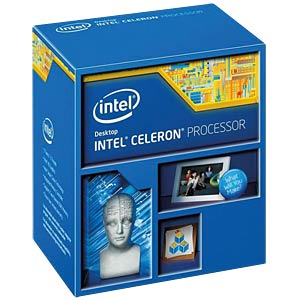 Intel Celeron Dual-Core G1840, 2x 2.80GHz, 1150 INTEL BX80646G1840