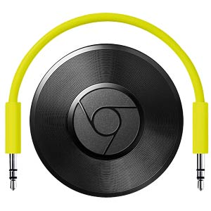 Google Chromecast Audio, Streaming Client GOOGLE GA3A00150-A07