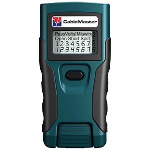 Cable tester for voice, data and video services PSIBER DATA 226504