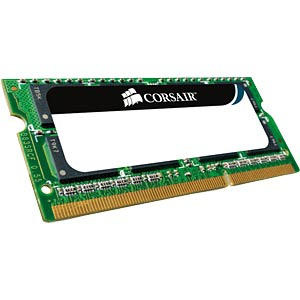 8 GB SO DDR3 1066 CL7 Corsair 2er Kit CORSAIR CM3X8GSDKIT1066