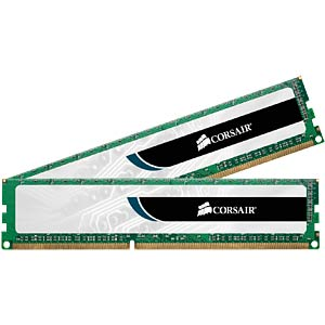 4 GB DDR3 1333 CL9 Corsair 2er Kit CORSAIR CMV4GX3M2A1333C9