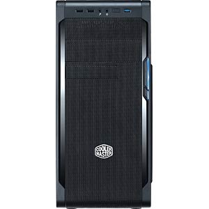 Midi tower Cooler Master N300 – without window COOLER MASTER NSE-300-KKN1