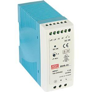 Netzteil für Hutschiene 12 V DC für GSM-Modem CONIUGO 700100302