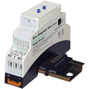 GO Digital OUT module, blueline CONIUGO 700300121
