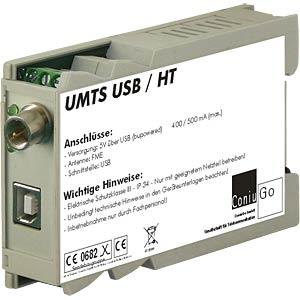 UMTS modem, USB, rail mounting CONIUGO 700500260S