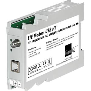 LTE modem USB rail mounting CONIUGO 700600260S