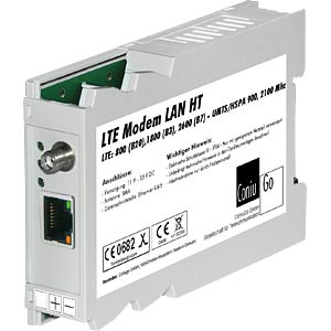 LTE Modem LAN Hutschiene CONIUGO 700600270S
