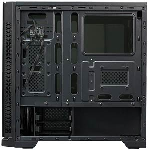 Midi Tower Cooltek TG-01 green / window COOLTEK TG-01 G