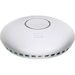Cordes wireless smoke alarm, EN 14604 CORDES CC-80