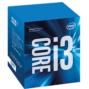 Intel Core i3-7300T, 2x 3.50GHz, boxed, 1151 INTEL BX80677I37300T