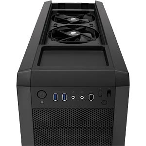 Carbide Series 500R – black midi tower case CORSAIR CC9011012-WW