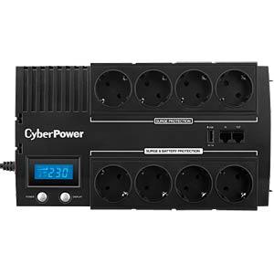 CYBERPOWER BL1200ELCD USV 1200VA/720W CYBERPOWER BR1200ELCD