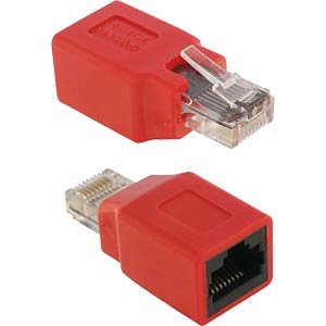 Network CAT crossover adapter FREI