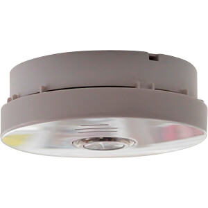 Smoke detector with 10-year battery CYRUS 10082