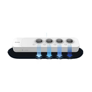 Smart Power Strip D-LINK DSP-W245