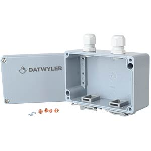 AP IP67 junction boxes, surface-mount for 2 modules DAETWYLER 417530