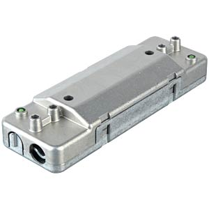 Cat.7 cable connectors, fully shielded metal enclosure IP20 DAETWYLER 417531