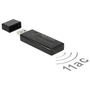 USB3.0 Dualband WLAN ac/a/b/g/n 867 MBit/s DELOCK 12463