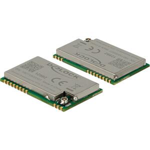 DELOCK 12592 - Funkmodul 868 MHz SMD > MHF® Stecker