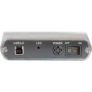 Delock 3.5 ext. Gehäuse SATA HDD>USB3.0 DELOCK 42478