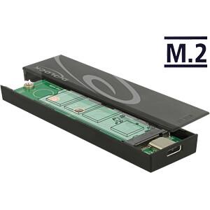 Gehäuse M.2 SSD 42/60/80 > USB Type-C DELOCK 42597