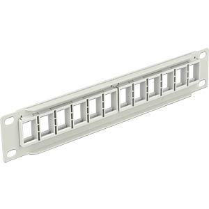 "10"" Patchpanel 12 Port grau DELOCK 43309"