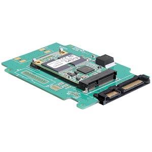 Konverter SATA 22 Pin > mSATA DELOCK 61881