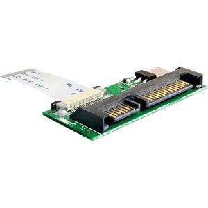 DELOCK 62428 - Konverter LIF HDD > SATA 22 Pin