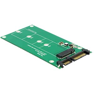 SATA 22-pin > M.2 NGFF converter DELOCK 62551