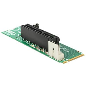 Adapter M.2 NGFF Key M > PCIe x4 Slot DELOCK 62584