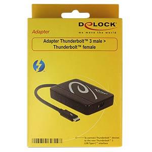 Thunderbolt™  3 auf Thunderbolt™ 2 Konverter DELOCK 62709