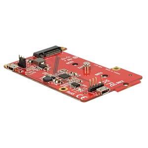 Konverter USB micro-B/USB- > 1 x M.2 Key B Slot DELOCK 62841