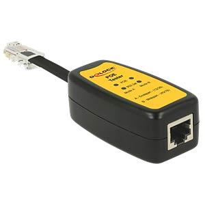 Netzwerk PoE Tester Mode A/B 802.3af/at DELOCK 62861