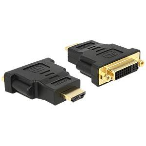 Adapter HDMI-A Stecker > DVI 29 Buchse DELOCK 65467